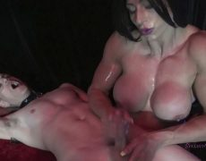 Rapture Lifts & Strokes Her Pet Part 2 - GODDESS RAPTURE - FULL HD/1080p/MP4